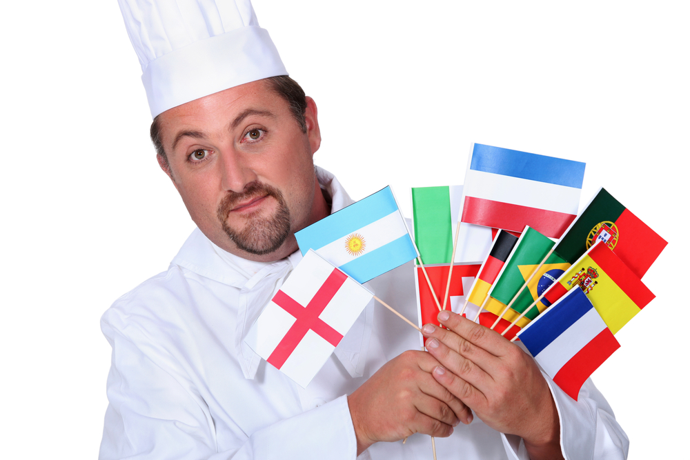international chef